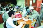 Ký kết hợp đồng tín dụng với 15 DNNVV quận Gò Vấp