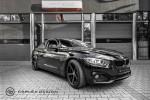 """BMW 4 Series độ nội thất cực """"ngầu"""""""