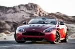 Ngày 14/8 tới Aston Martin sẽ ra mắt siêu xe V12 Vantage S Roadster