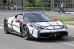 Tiết lộ những hình ảnh đầu tiên về Ferrari 458 M