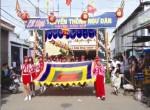 Lễ hội Nghinh Ông huyện Cần Giờ - 2013: Thêm niềm vui òa trên sóng nước