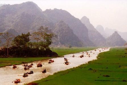 Hà Nội: Xây dựng huyện Mỹ Đức thành trung tâm du lịch dịch vụ ...