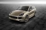 Porsche Cayenne S độc đáo và sang trọng hơn với chất liệu Palladium Metallic