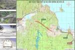Trong tháng 10/2012, khởi công hầm đèo Cả