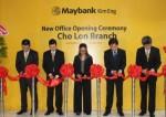 Maybank Kim Eng khai trương Chi nhánh Chợ Lớn