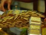 Công ty SJC được gia công 40.000 lượng vàng miếng SJC móp méo