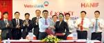 HANIF và VietinBank hợp tác toàn diện
