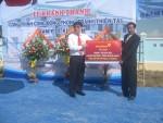 VietinBank tài trợ 30 tỷ đồng xây dựng các công trình phòng tránh thiên tai tại miền Trung