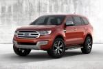 Ford Everest 2015 chính thức ra mắt, hiện đại hơn, trẻ trung hơn