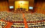 Hôm nay (25/11) Quốc hội biểu quyết thông qua 3 Luật