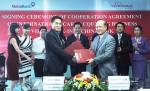 VietinBank hỗ trợ Indochinabank phát triển dịch vụ thẻ