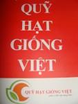"""Ra mắt Quỹ """"Hạt giống Việt"""""""