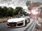 Audi R8 V10 Spyder 2013 độ Regula Tuning