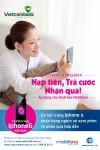 Iphone 6 - 16GB đã được trao cho khách hàng của Vietcombank