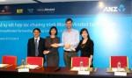 ANZ Việt Nam ký kết hợp tác chương trình MoneyMinded