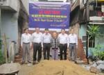 VN Đà Thành tài trợ xây dựng nhà cho hộ nghèo