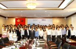 BIDV trao học bổng cho sinh viên ĐHQGHN