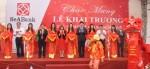 SeABank Nghệ An khai trương trụ sở mới