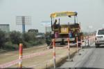 Tết Âm lịch vẫn thi công Dự án đầu tư nâng cấp tuyến đường Pháp Vân - Cầu Giẽ