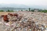 Yêu cầu kiểm tra, giải quyết bãi rác thải gây ô nhiễm tại Hòa Bình