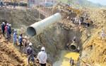 Chỉ định thầu khảo sát, tư vấn thiết kế kỹ thuật tuyến ống nước số 2