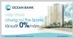 Vay mua chung cư The Sparks lãi suất 0%/năm