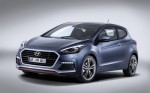 Hyundai i30 mới sử dụng động cơ tăng áp
