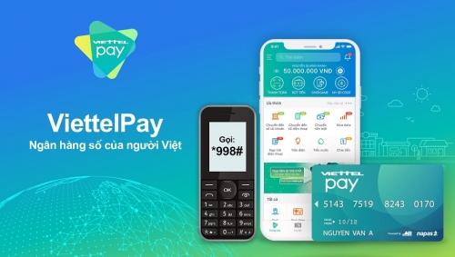"""200.000 điểm """"ATM"""" Viettelpay  phục vụ chuyển, rút tiền"""
