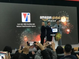 Amazon hỗ trợ doanh nghiệp Việt xuất khẩu qua thương mại điện tử