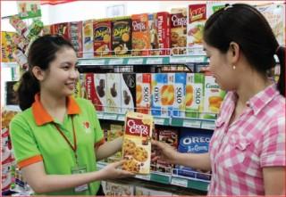 Khi ra ngõ gặp siêu thị