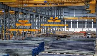 Hòa Phát đặt mục tiêu sản xuất 3,6 triệu tấn thép