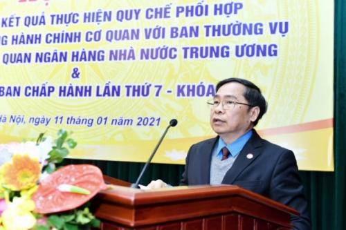 quy che phoi hop giua thu truong hanh chinh voi to chuc cong doan duoc nang cao