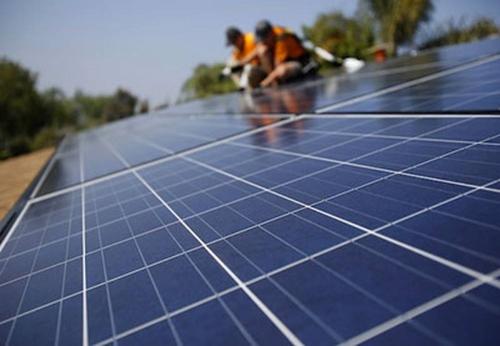Điện mặt trời có thể đáp ứng 70% nhu cầu điện của Cần Thơ