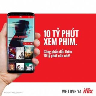 """Iflix """"bắt tay"""" Viettel tăng trải nghiệm giải trí cho người dùng"""