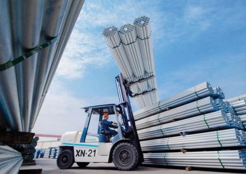Thị phần thép Hòa Phát tăng cao, xuất khẩu 1.000 tấn sang Ấn Độ