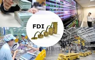 Vốn FDI 6 tháng đầu năm 2021 tăng 6,8% so với cùng kỳ
