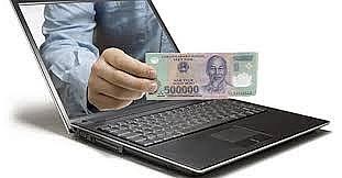 Cảnh báo về việc thực hiện giao dịch vay tiền trực tuyến