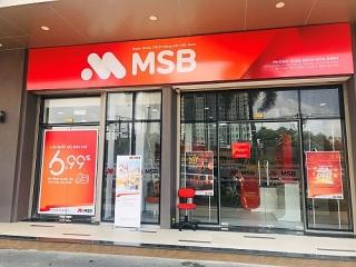 Ngân hàng MSB thay đổi tên gọi và địa điểm hoạt động của Phòng giao dịch Lạc Long Quân