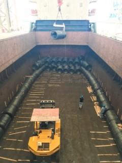 Hòa Phát xuất 6.000 tấn thép cuộn sang Nhật Bản