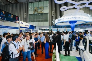 Vietnam ICTComm 2019 quy tụ nhiều thương hiệu lớn