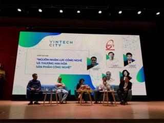 VinTech City sẽ hỗ trợ khởi nghiệp theo mô hình Thung lũng Silicon