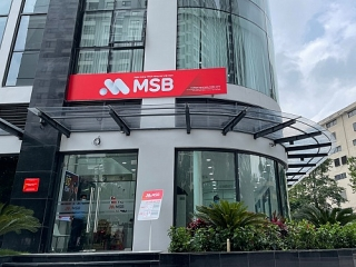 MSB thay đổi tên và chuyển địa điểm hoạt động Phòng giao dịch Minh Khai