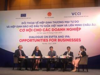 EVFTA sẽ hoàn thiện nền tảng hợp tác toàn diện Việt Nam – châu Âu