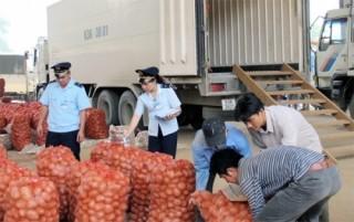 Xuất khẩu sang Trung Quốc tăng rất thấp
