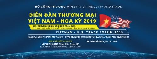 Thúc đẩy thương mại Việt Nam – Hoa Kỳ trong bối cảnh mới