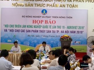 Quảng bá, xúc tiến nông nghiệp Việt Nam