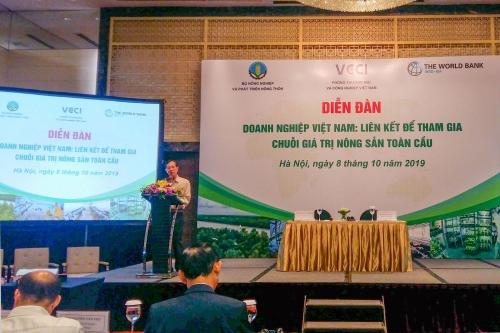 Để doanh nghiệp Việt tham gia chuỗi giá trị nông sản toàn cầu