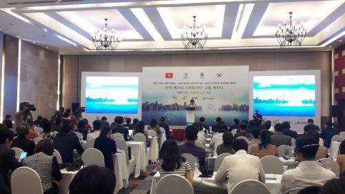 Hàn Quốc chia sẻ kinh nghiệm phát triển đô thị thông minh