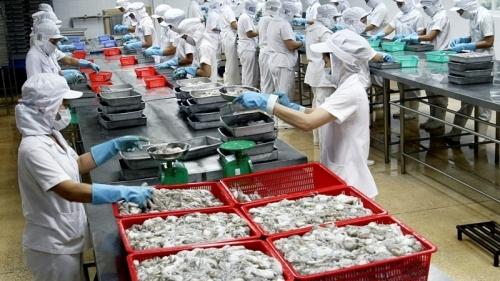 Xuất khẩu thủy sản hướng đến mục tiêu 9 tỷ USD