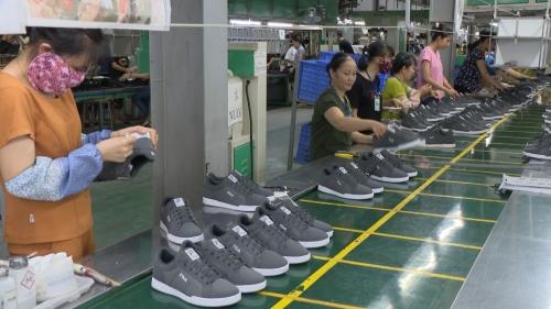 Xuất khẩu da giày cán mốc 21,5 tỷ USD trong năm nay